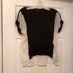 Forever 21 - Sheer Top - Size M